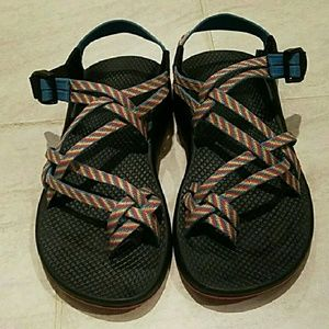 Chaco sandals in great condition size womens 8